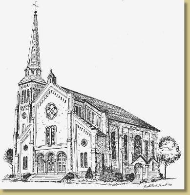 The First Presbyterian Church