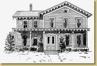 Joseph and Anna Atkinson Sollidays House