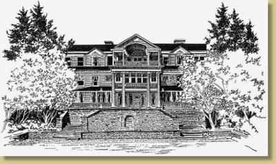 Bethany Homestead Farms' Mansion