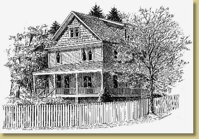 Daniel and Laura Eno House