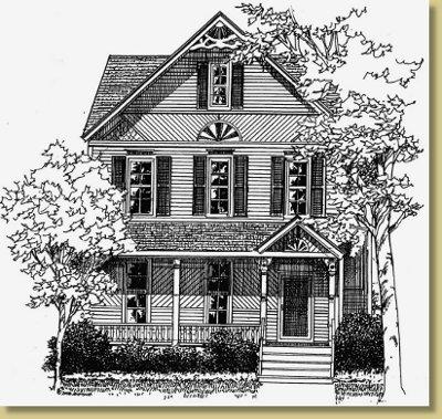 Joshua Browns House
