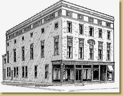 Liberty or Masonic Hall