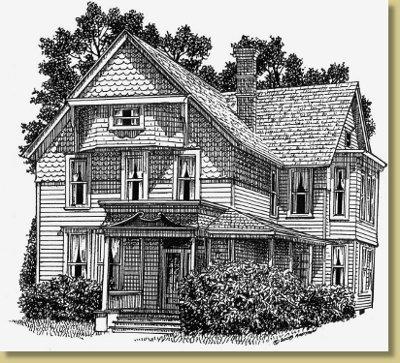 Mary Hand Tracy House