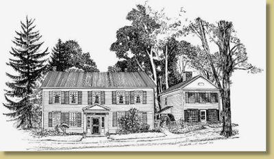 Kellogg Roosa Sitgreave Houses