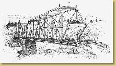 Milanville-Skinners Falls Bridge