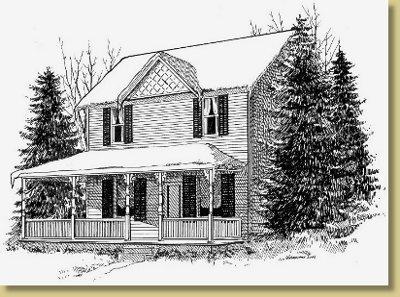 Charles Dorflinger House