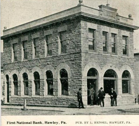 First National Bank of Hawley