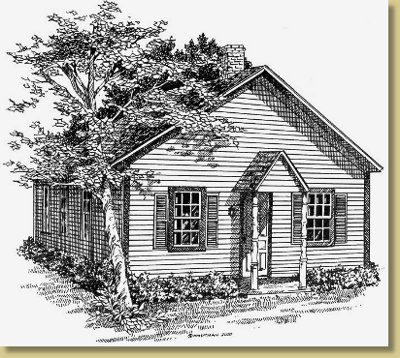 The Country Schoolhouse Gift Shop
