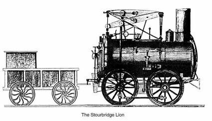 Stourbridge Lion