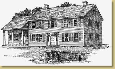 Lock 31 House