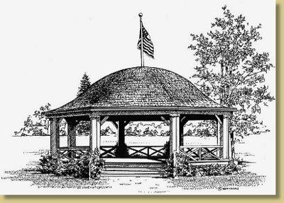 The Bandstand at Bingham Park