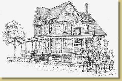 The Charles Dorflinger House