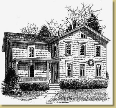 John S Atkinson House