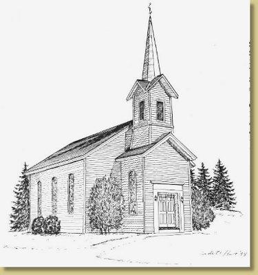 The Shehawken United Methodist Church