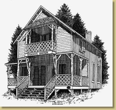 """""""Bonnie Brier"""" Cottage"""