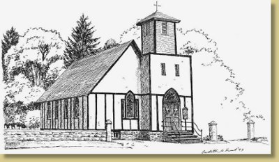 Christ Episcopal Church at Indian Orchard