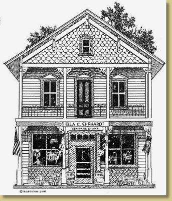 Ella C Ehrhardt General Store