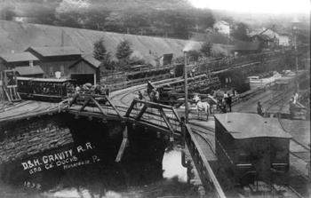 Gravity Railroad