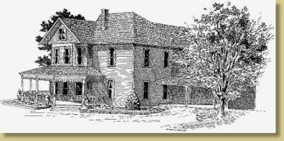 House at the Tyler Hill Farm Country Inn