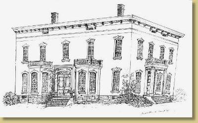 Zenas Russel House