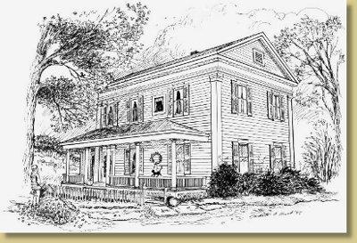 Pennsylvania Coal Company Paymasters House