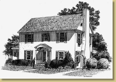 John H Strongman House