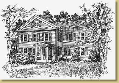Perkins-Wonnacott House