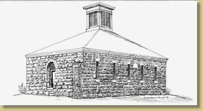 The Old Stone Jail