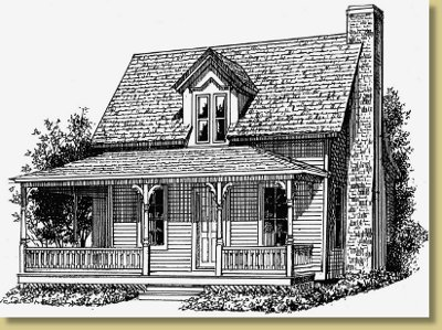 Bertram Theis House
