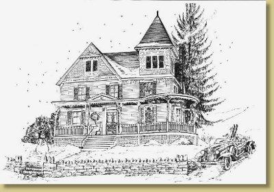 Hon James Birdsall House
