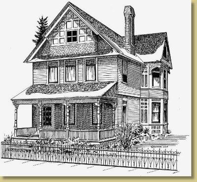 Sarah Miller House 14th Street