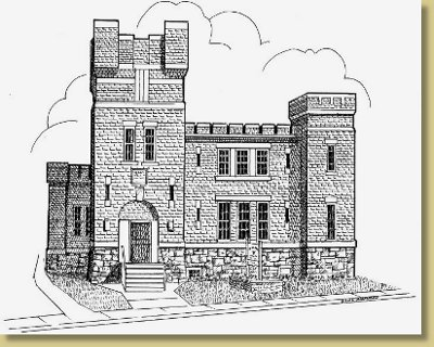 The First Pennsylvania State Armory