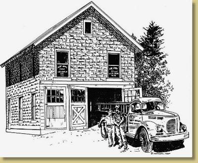 White Mills Fire Hall
