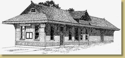 Gouldsboro Train Station