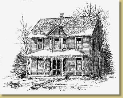Ephraim W Hamlin House